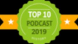 Podbean Top 10 Podcast of 2019 badge (1)