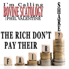 The Rich Don't Pay Their Fair Share?
