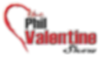 Phil Valentine Show logo-smaller version