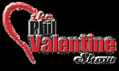 Phil Valentine Show logo-smaller version