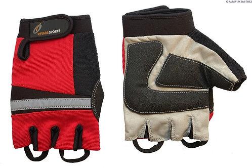 Revara Sports Glove Red - medium