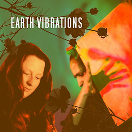 earth vibrations EP cover Elly Kellner S