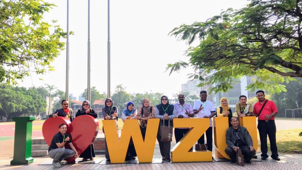 馬來西亞吉打州教育廳官員到文藻學華語 交流兩國教育與文化