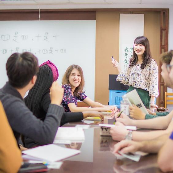 2112冬季|正規華語團體班