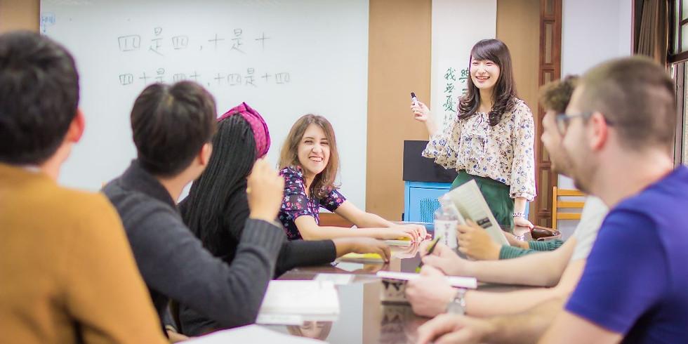 Summer 2106|Regular Chinese Group Class