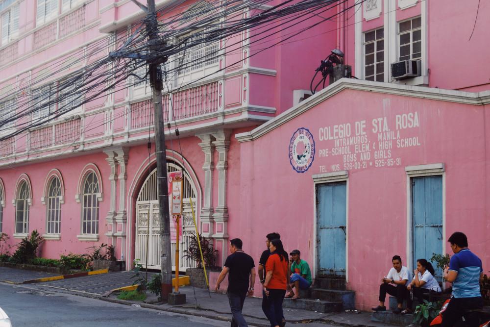 School in Manila