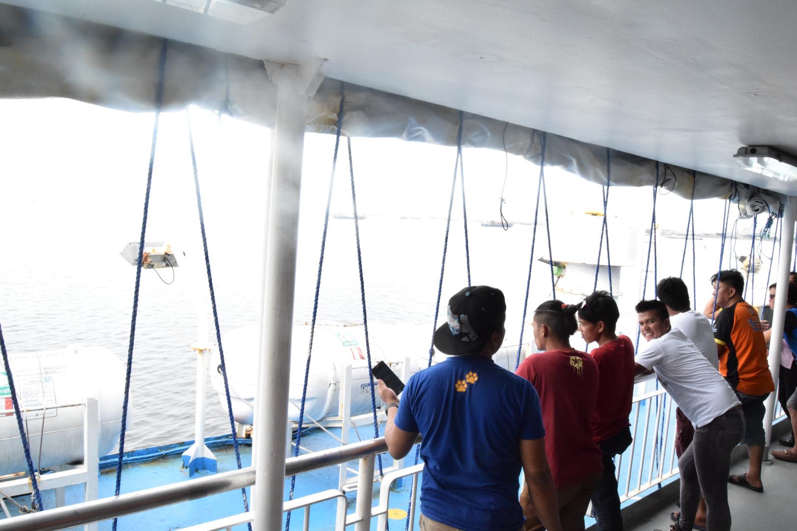 Ferry to Cebu