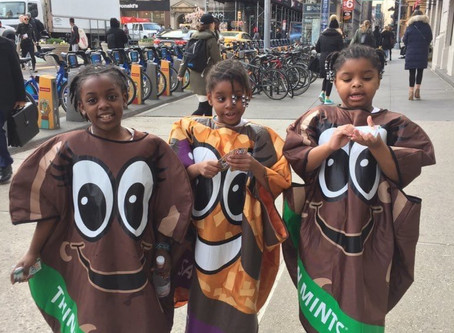 #GoGIRLS: Girl Scouts Troop for Homeless Girls Dominate Their First Cookie Sale