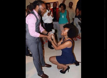 #WomanConvoWednesday: Is It Okay for Women to Propose to Men?