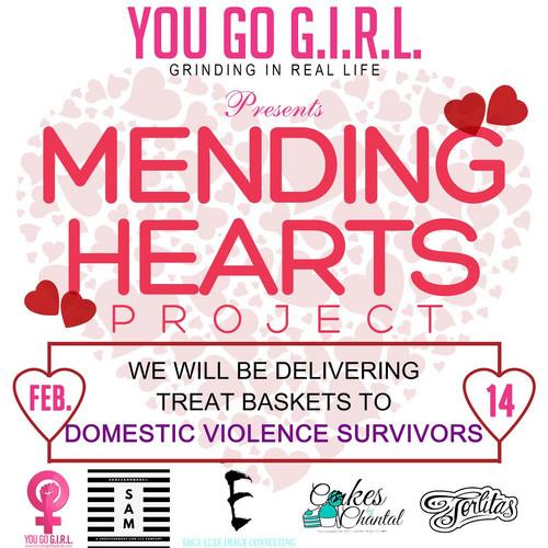 You Go G.I.R.L. Mending Hearts Project 2018