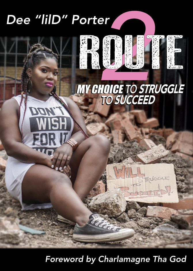 Bossip Interviews lilD About #Route2Book