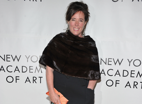 #HERstory: Kate Spade's Suicide: Success Doesn't Equate to Happiness