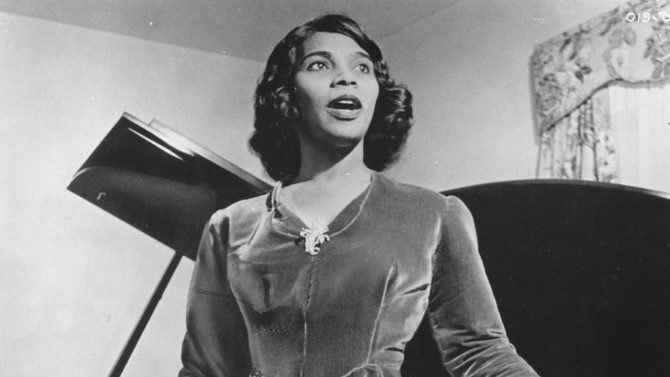 Today in Black HERstory: Marian Anderson