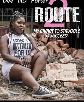 Route 2: My Choice To Struggle to Succeed (Audiobook)