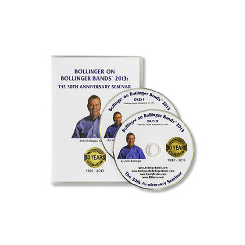 Bollinger on Bollinger Bands: The 30th Anniversary Seminar DVD Set