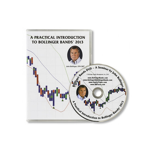 A practical Introduction to Bollinger Bands DVD