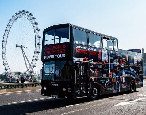Cineworld Bus