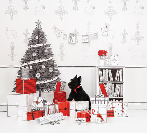 Radley Christmas Campaign