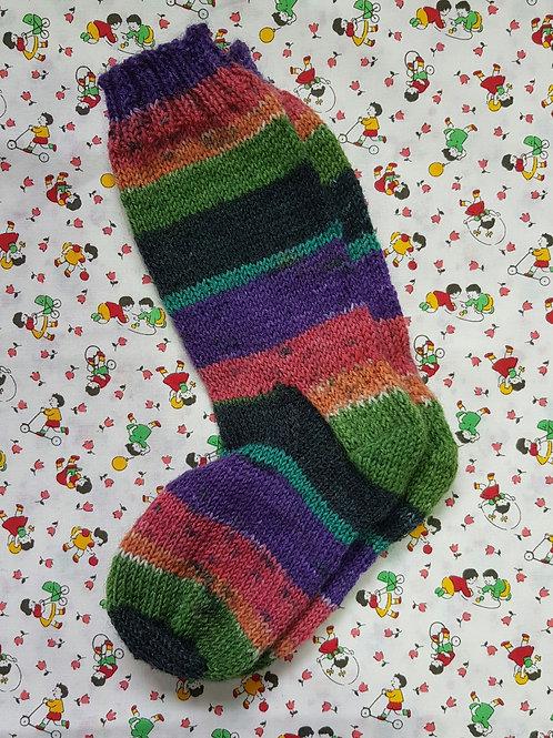 Socks Child 7-9 - Secondary Stripes