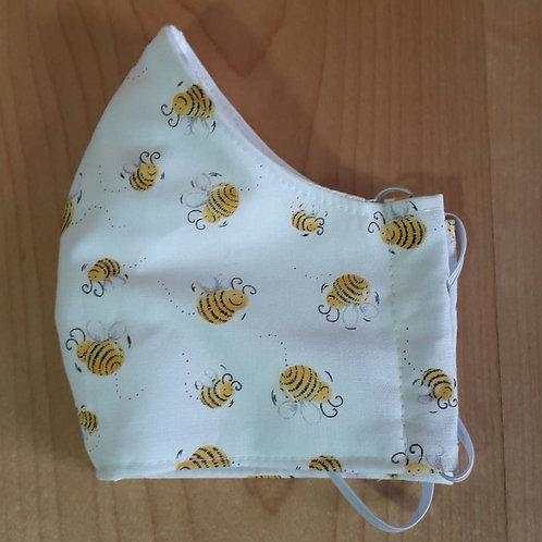 Jolly Bees Shaped Mask