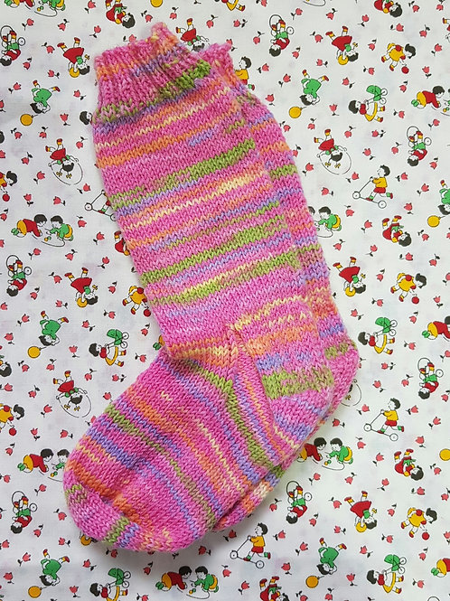 Socks Child 7-9 - Pink
