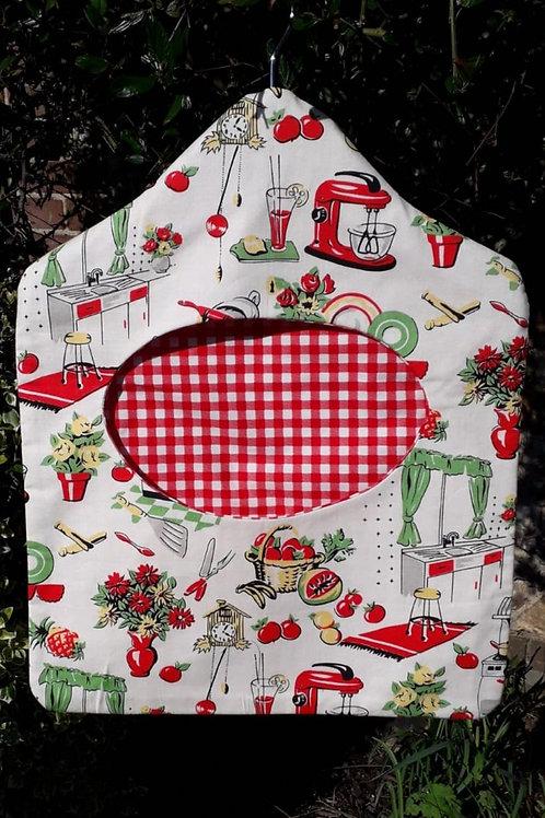 Kitchen Peg Bag