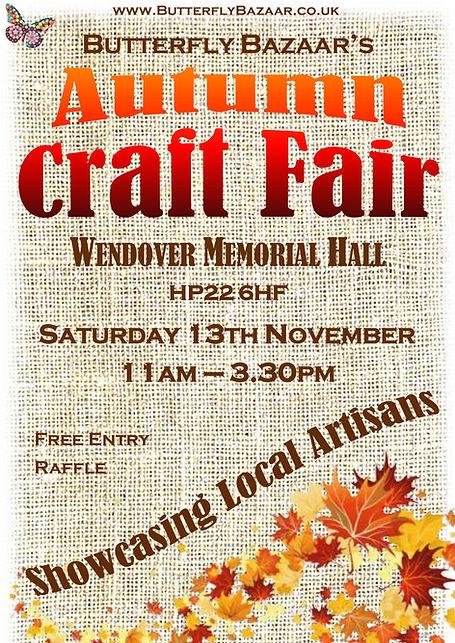2021 Autumn Craft Fair Poster v1.jpg