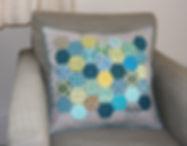 Teal and yellow cushion 2.jpg