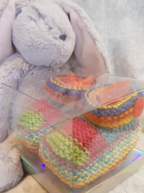 Medium Rainbow Cosy Toes