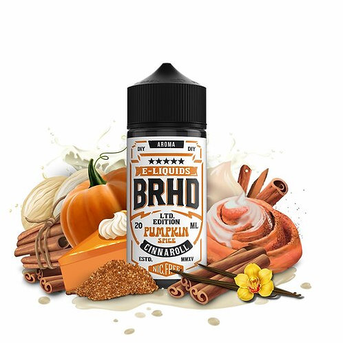 Barehead  Pumpkin Spice Cinnaroll LongFill