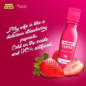 Horny Flava Strawberry 65ml  ShortFill