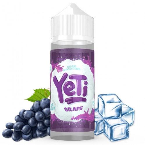Yeti Grape 100ml ShortFill