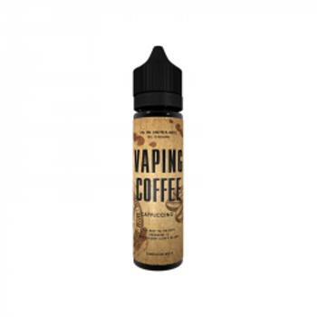 Vovan Vaping Coffee Cappucino 50ml  ShortFill