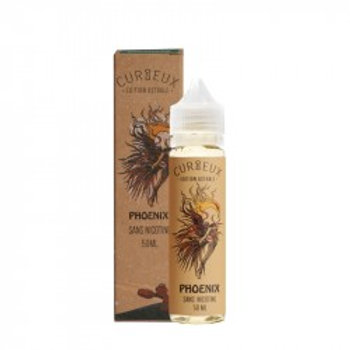 Curieux Phoenix 50ml  ShortFill