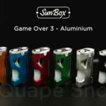 """SunBox Game Over 3 """"Aluminium"""""""