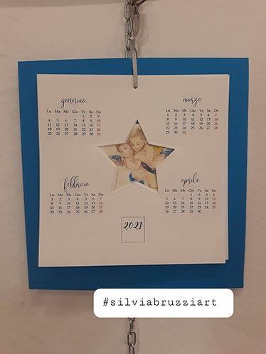 Calendari Artistici da muro 20x20cm
