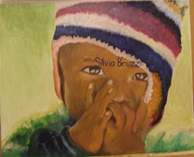 ritratto africano