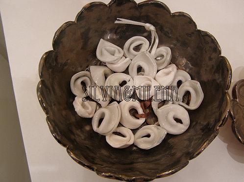Tortellini in ceramica