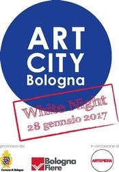 Sabato 28 Gennaio 2017!                      L'Arte invade Bologna