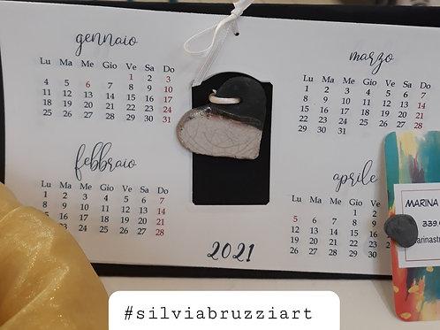 Calendari artistici con ciondolo