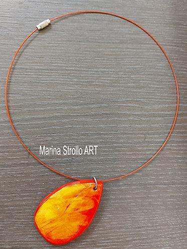 Fiamma D'amore by Marina Strollo Art