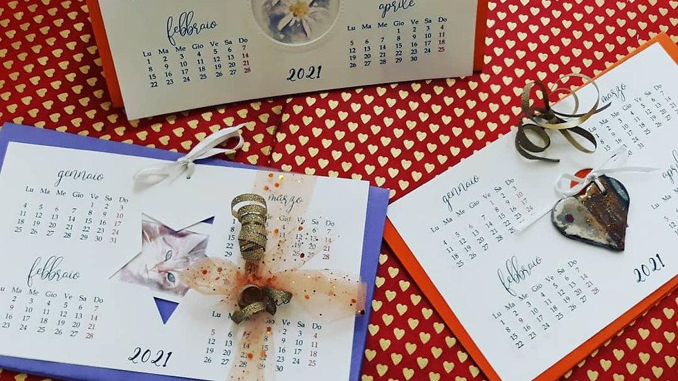 Calendari Artistici da tavolo
