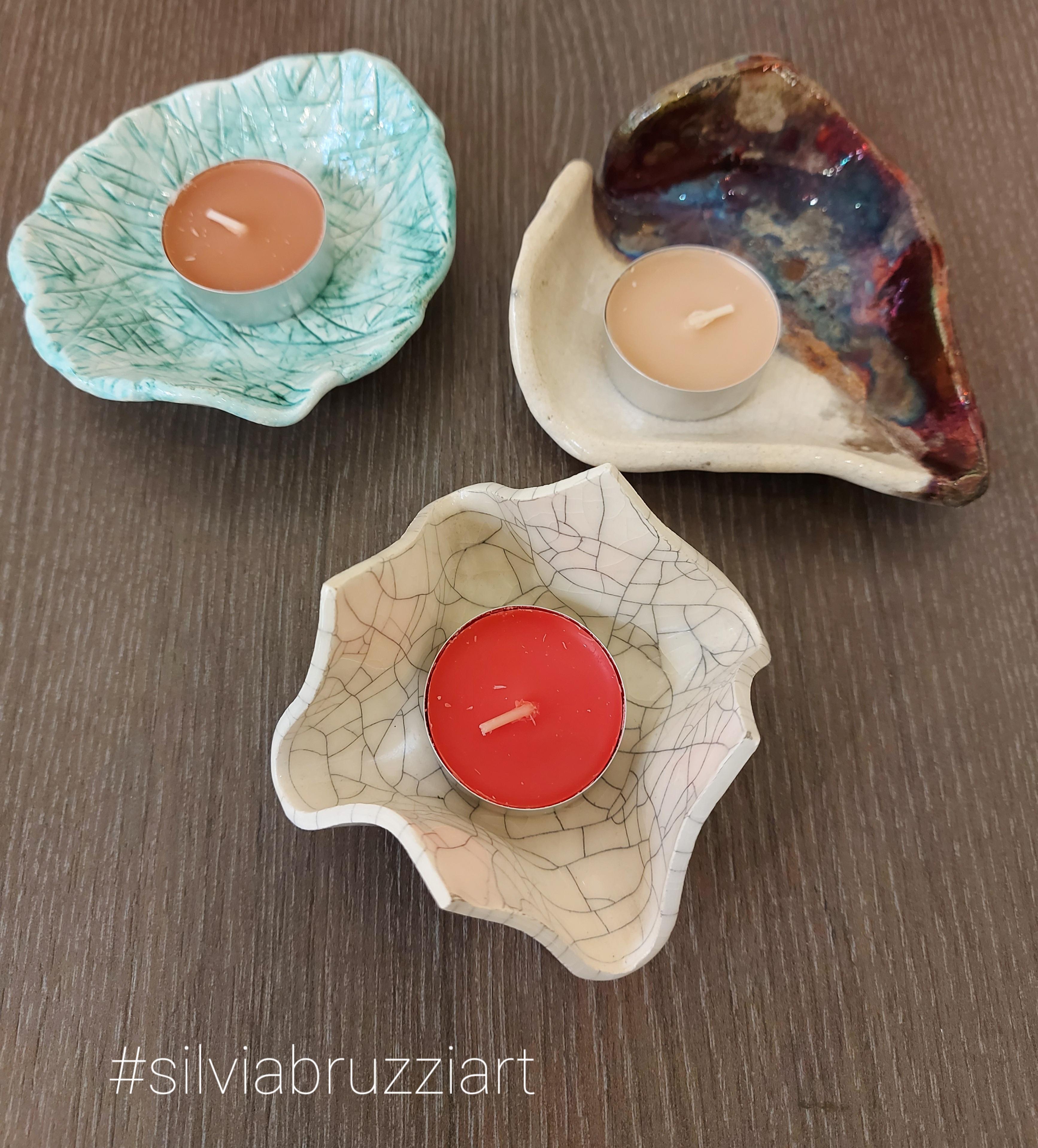 ciotole raku e in ceramica