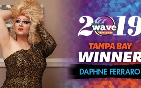 2019 WAVE Award Spotlight: Daphne Ferraro