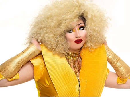 This Tampa Bay drag queen has started hosting weekly virtual shows