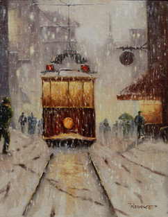 """""""Winter in the City"""""""