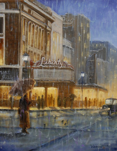 """""""Liberty in the Rain"""""""