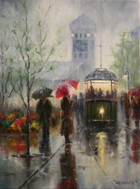 """""""Spring Showers - Great Falls"""""""