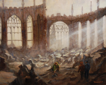 Ruins of Coventry Cathedral