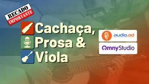 Recado001 - Audio.Ad e Omny Studio